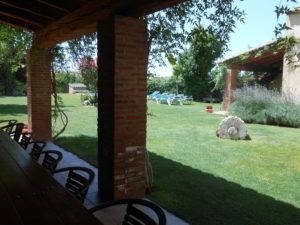 jardi casa rural