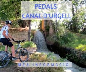 PEDALS CANAL D'URGELL