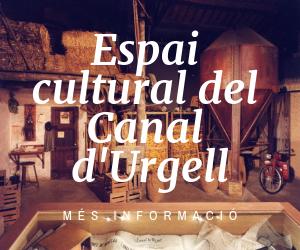 Espai cultural del Canal Urgell